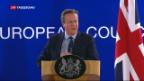 Video «Sechs Tage nach Brexit» abspielen