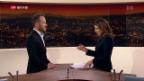 Video «FOKUS: Studiogespräch mit Uber Schweiz-Chef Rasoul Jalali» abspielen