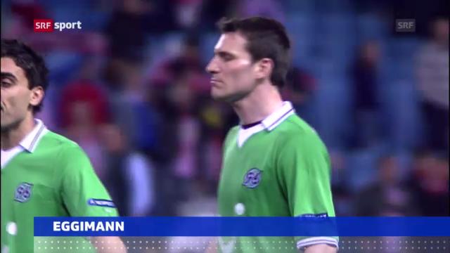 Eggimann verlässt Hannover