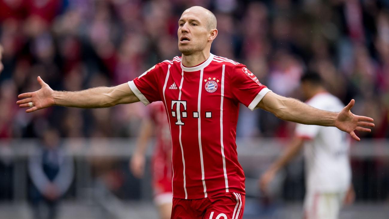Robben zum Meistertitel (ARD, Philipp Nagel)