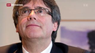 Video «Deutschland lässt Puigdemont frei» abspielen