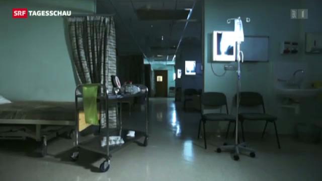 Spitalskandal in Grossbritannien