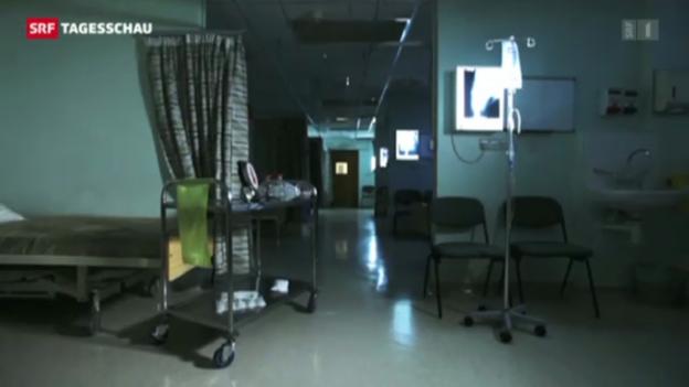 Video «Spitalskandal in Grossbritannien» abspielen