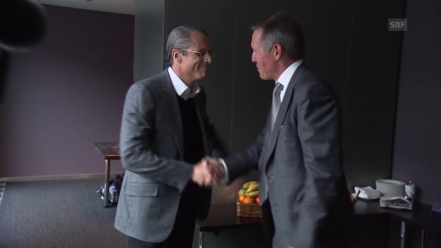 Video «Eishockey: Kloten Flyers an Investor verkauft» abspielen