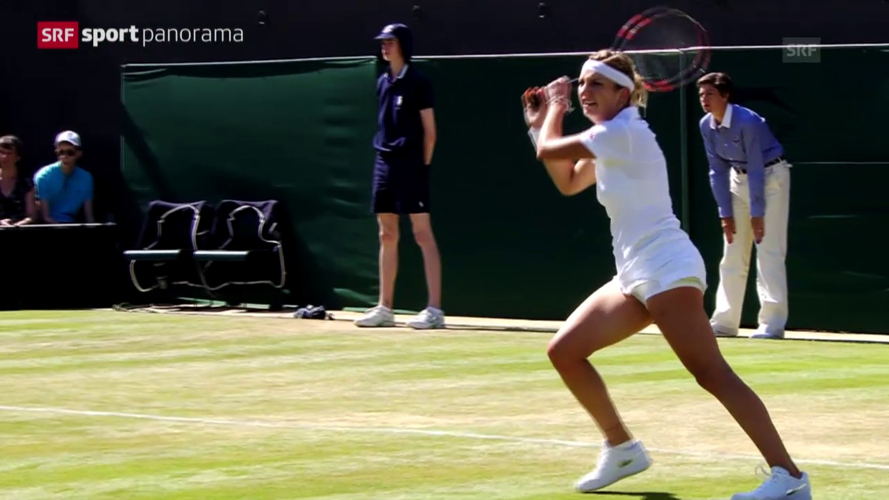 Tennis: Wimbledon, Schweizer Festspiele