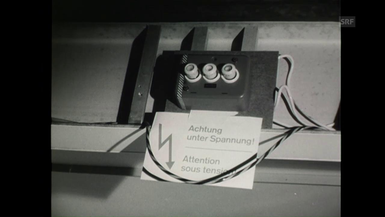 Messefieber (Schweizer Filmwochenschau, 13.4.1972)