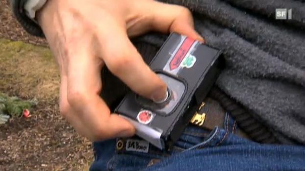 Video «Mehr Bewegungsfreiheit dank GPS» abspielen
