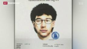 Video «Thailands Jagd auf Attentäter» abspielen