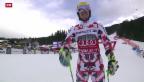 Video «Marcel Hirscher gewinnt Riesenslalom» abspielen