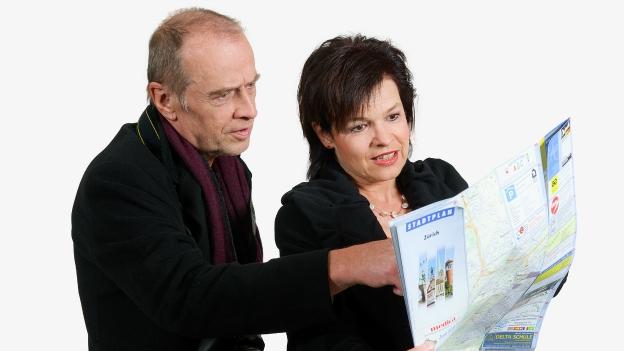 4300 Franken für «In die Stadt mit Regi Sager und Joschi Kühne»
