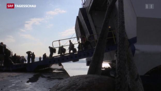 Video «Der EU-Pakt und die Flüchtlinge» abspielen