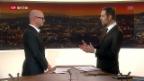 Video «FOKUS: Studiogespräch mit Pascal Weber» abspielen