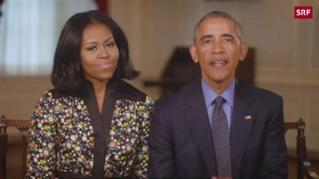 Link öffnet eine Lightbox. Video Netflix-Vertrag für Obamas abspielen