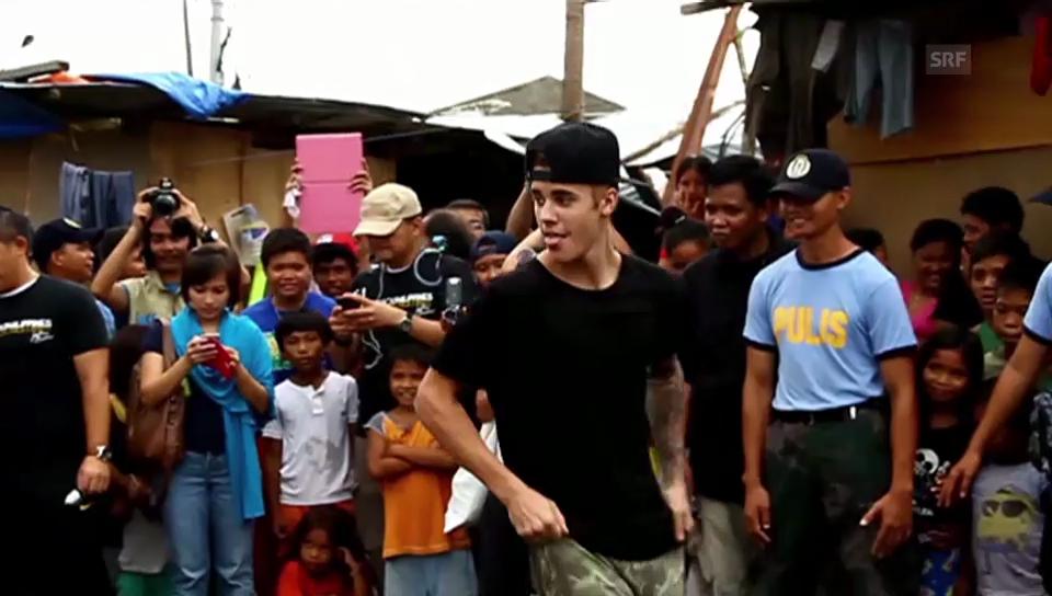 Bieber spielen, Bieber gesund