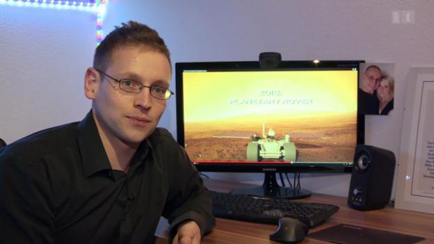 Video «Der Marsmensch» abspielen