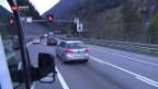 Video «Blick in die Verkehrszentrale» abspielen