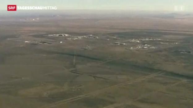 Video «Lecks in mehreren Atommülltanks» abspielen