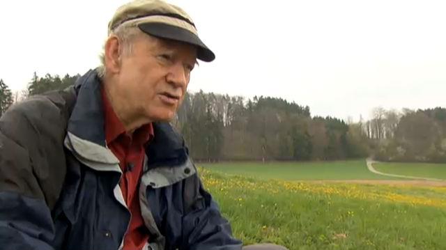 Mit Franz Hohler auf Wanderschaft