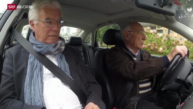 Video «Senioren am Steuer» abspielen