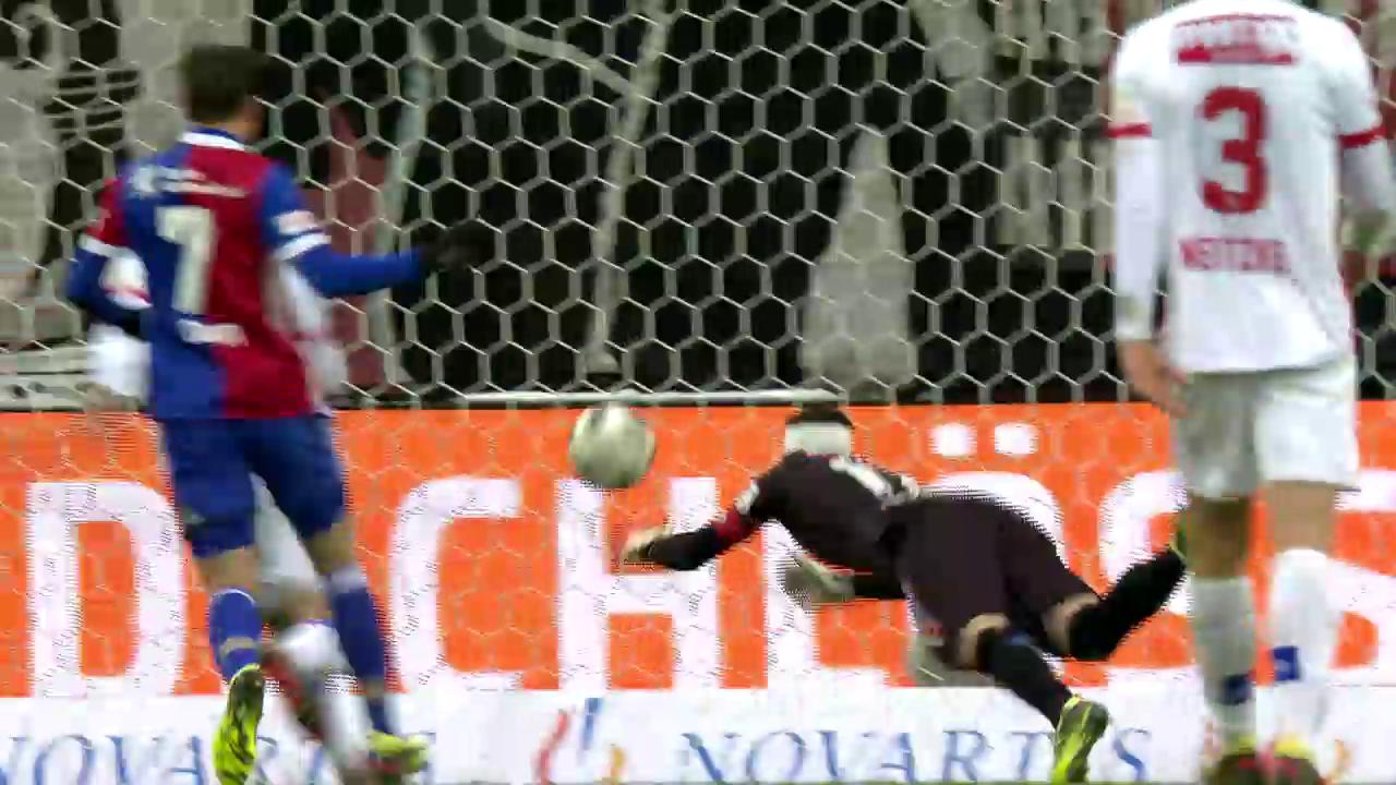 Fickentscher patzt gegen Basel