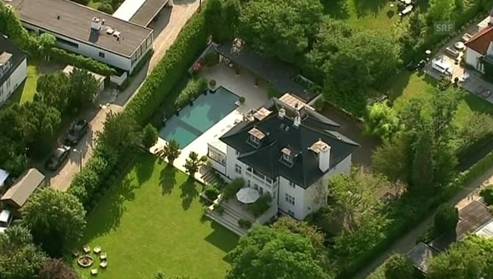 Das neue Luxus-Anwesen von Prinz Joachim und Prinzessin Marie