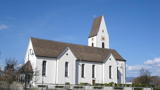 Glockengeläut der Kirche St. Adelrich, Freienbach