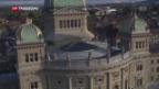 Video «Überschuss in der Bundeskasse» abspielen