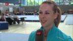 Video «Turnfest: Siege für Steingruber und Capelli («sportaktuell»)» abspielen