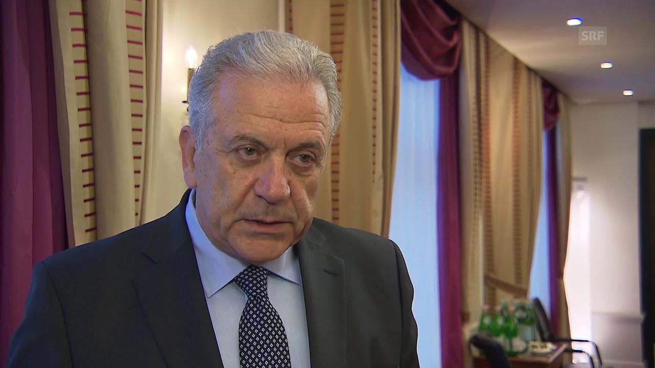 EU-Flüchtlingsbeautragter: «Europa wird nie eine Festung sein»