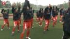 Video «Nordkorea: Die Sportreportage im abgeschotteten Land» abspielen