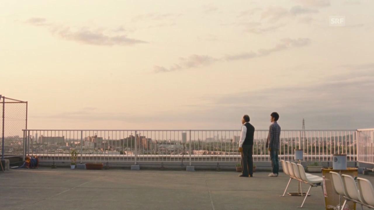 Trailer zu Tokyo Family