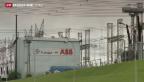 Video «ABB verzeichnet Rekordumsatz» abspielen
