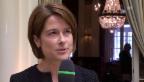Video «Petra Gössi zur Service-public-Initiative: «Die Aufklärung hat gewirkt»» abspielen