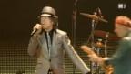 Video «Rolling Stones feiern 50-Jahr-Jubiläum» abspielen