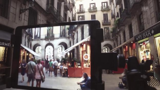 Video «Die Schattenseiten des Städtetourismus» abspielen
