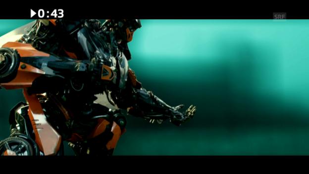 Video «Filmstart diese Woche: «Transformers: The Last Knight»» abspielen