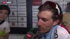 Video «Rad: Cancellara holt Bronze im WM-Zeitfahren» abspielen