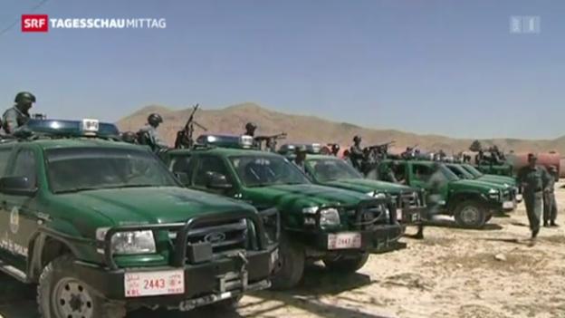 Video «Taliban-Angriff auf Flughafen» abspielen