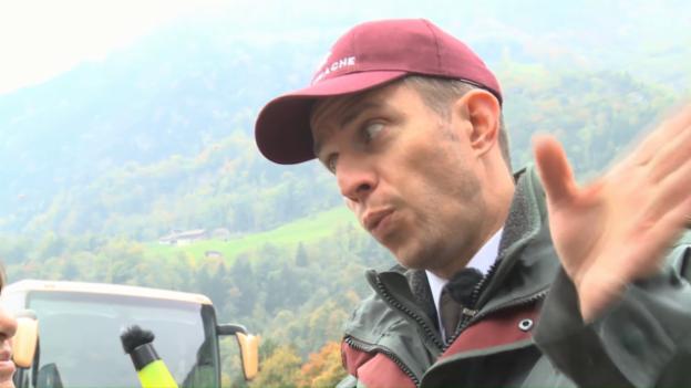 Laschar ir video «Erstfeld: duana a la Svizra tudestga»