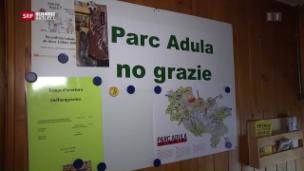 Video «Umstrittener Parc Adula» abspielen