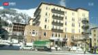 Video «Verwirrung um das Hotel Flüla» abspielen