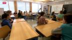 Video «Zu früh in die Schulferien» abspielen