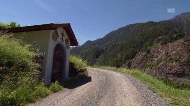 Video «Kapellen als Schutz für die Säumer» abspielen