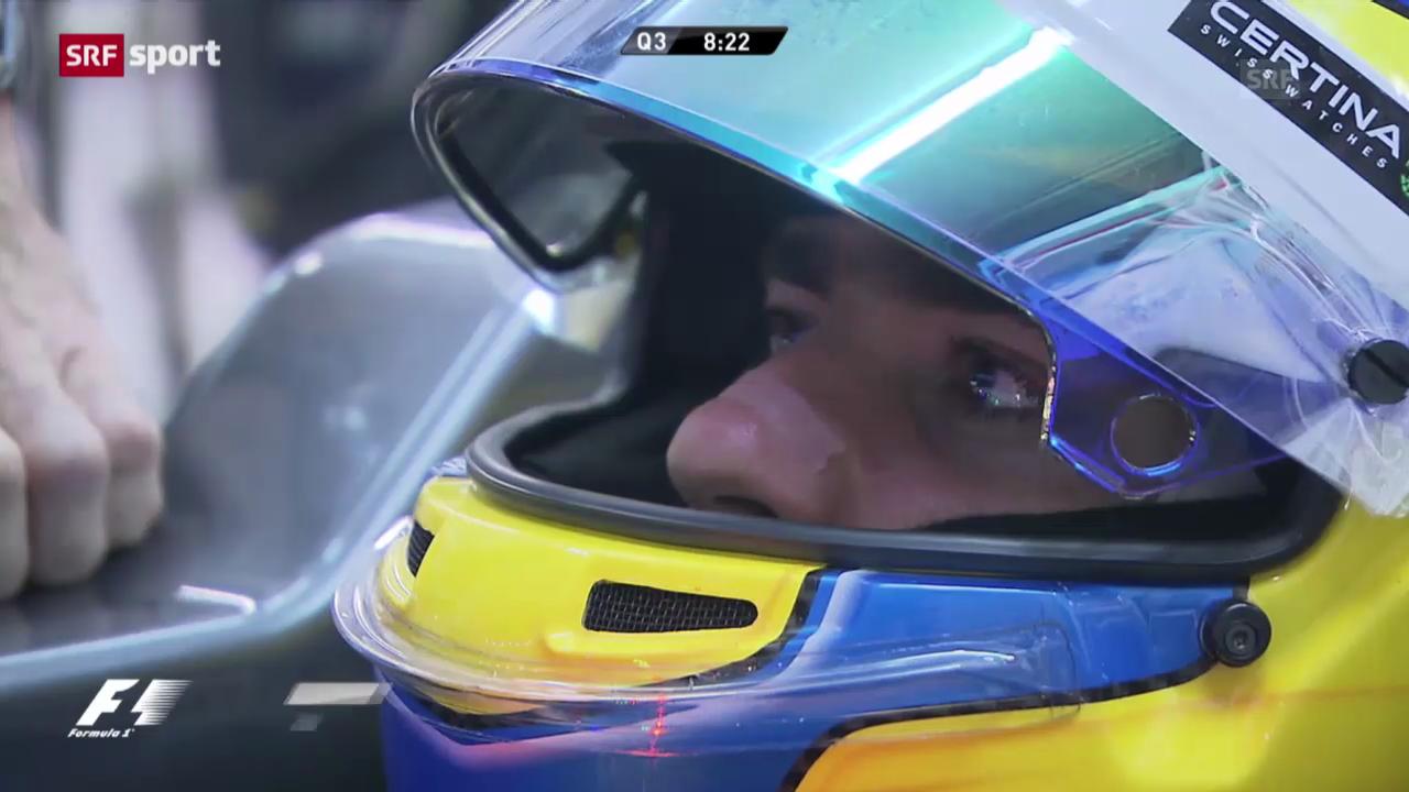 Formel 1: Qualifying GP Singapur («sportaktuell»)