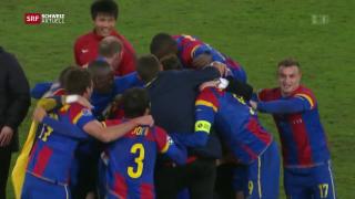 Video «FB Basel feiert 125-jähriges Jubiläum » abspielen