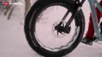 Video «Das Fatbike, ein neuer Wintersport-Trend» abspielen