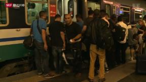 Video «Dramatische Flüchtlingszahlen» abspielen