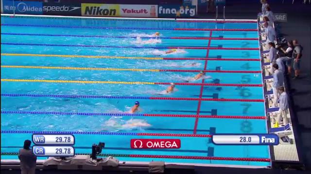 Weltrekord von Ruta Meilutyte