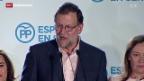 Video «Politisches Patt in Spanien» abspielen