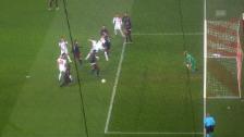 Link öffnet eine Lightbox. Video Olympiakos wirft Milan raus abspielen
